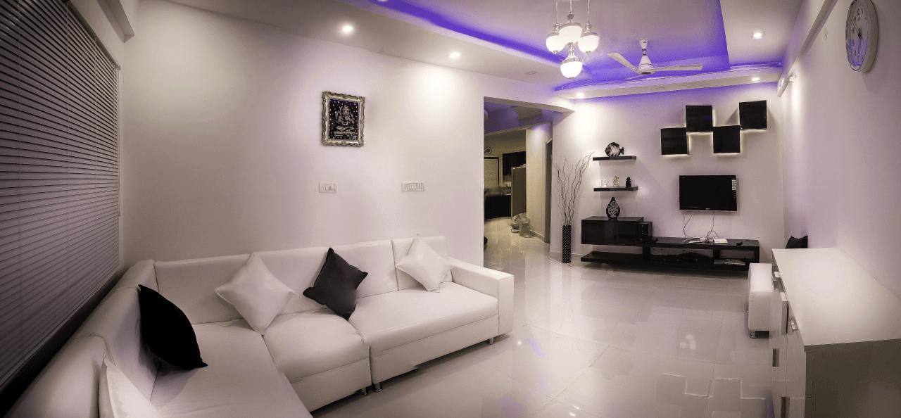 Iluminação LED casa
