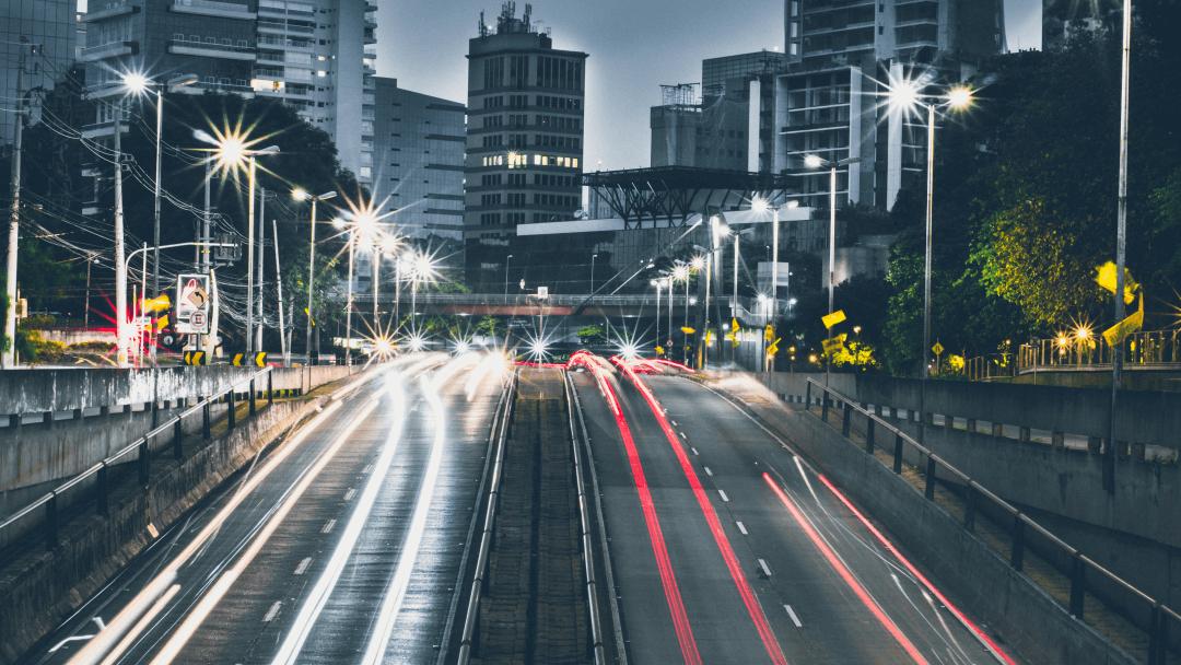 Iluminação LED pública